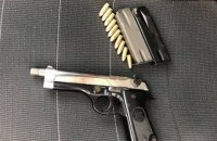 В Киеве задержали таджика за продажу пистолета