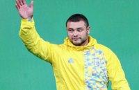 Українського багаторазового чемпіона Європи з важкої атлетики звинувачують у спробі підкупу допінг-офіцерів