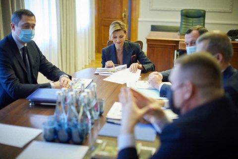 Мингромад подписало меморандум с горсоветом Славутича по построению публичного пространства без барьеров