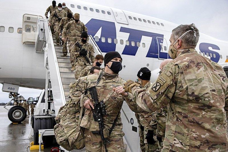 Американські війська покидають Афганістан, 20 грудня 2020