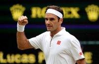 """Федерер переписав один із рекордів """"Великого шолому"""""""