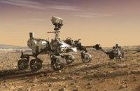NASA предложило выбрать название нового марсохода
