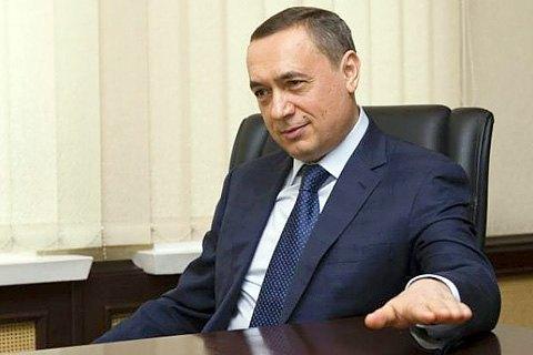 Для Мартиненка попросять 300 млн грн застави