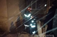 Жителей подъезда 9-этажного дома во Львове эвакуировали из-за взрыва