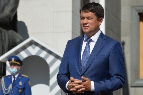Українці більше довіряють Разумкову, ніж Зеленському, - соцопитування