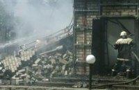 В Кременчуге взорвался магазин пиротехники: есть пострадавшие