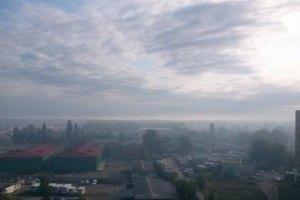 У Києві зайнялися торф'яники в районі Биківні