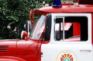 В Одессе сгорел охранник аттракционов