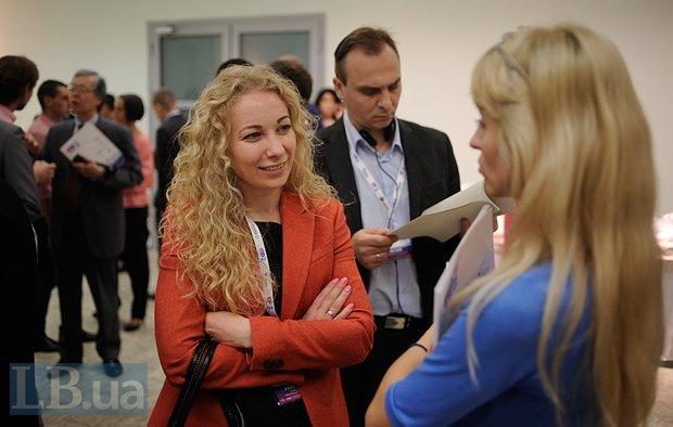 Кристина Марфи, атташе Посольства Венгрии в Украине