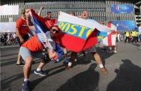 Французский спецназ заблокировал автобус с российскими болельщиками