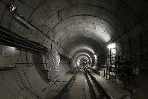 Туннели киевского метрополитена переоборудуют под кафе