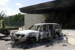 На сотрудников итальянской дипмиссии в Ливии было совершено покушение