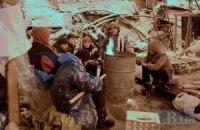На баррикадах. Хроника событий 9 декабря