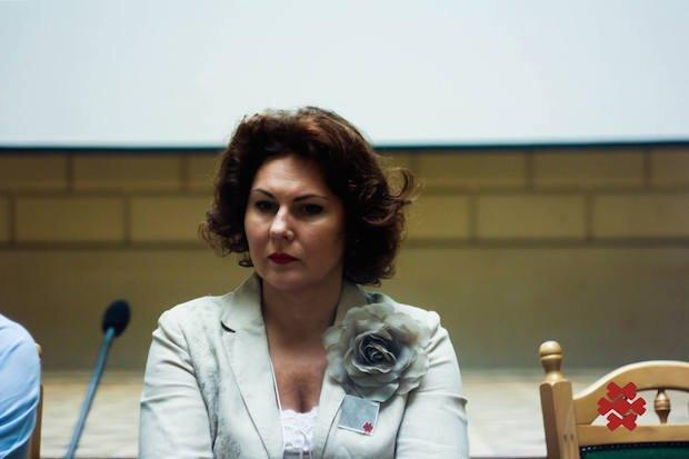 Наталья Кривда