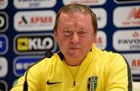 """Президент """"Олександрії"""" за програш від """"Вольфсбурга"""" винагородить команду премією, - головний тренер"""