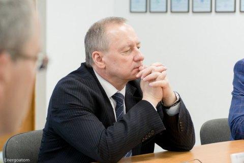 """Бывший президент """"Энергоатома"""", уволенный Кабмином, оспаривает это решение через суд"""