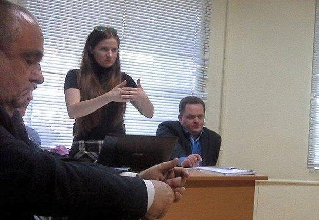 Адвокат Евгения Закревская