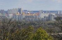 В четверг в Киеве до +23, днем кратковременный дождь