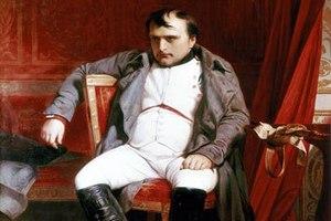 В доме Вальтера Скотта нашли прядь волос Наполеон