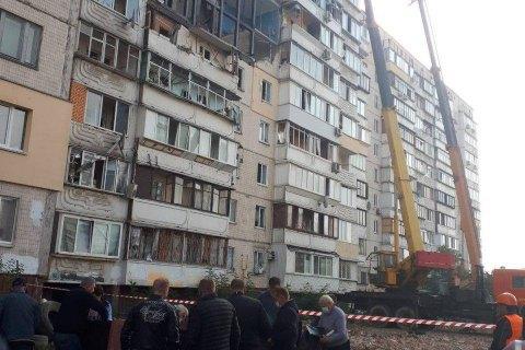Спасатели начали возвращать вещи жильцам дома на Позняках, где в июне произошел взрыв