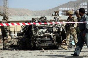 Террорист-смертник напал на базу ЦРУ в Афганистане