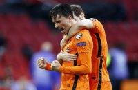 Соперник Украины по финальной группе Евро-2020 забил 7 голов в матче отбора к ЧМ-2022