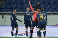 Українська прем'єр-ліга є найбрутальнішою футбольною лігою Європи