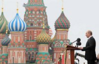 """Путин назвал Киев """"одной из древних русских столиц"""""""