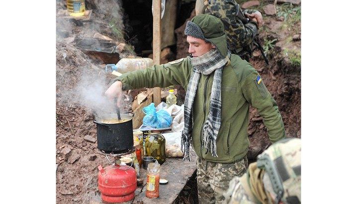 Турчинов сказал о восстановлении инфраструктуры Донбасса