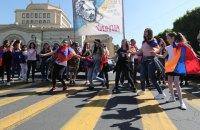 Сторонники оппозиции в Армении заблокировали железнодорожное сообщение