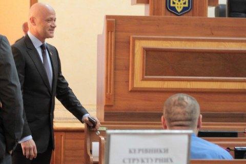 Суд признал Труханова мэром Одессы