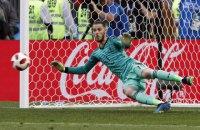 Голкипер сборной Испании пропустил 6 голов после 7 ударов в створ на ЧМ-2018