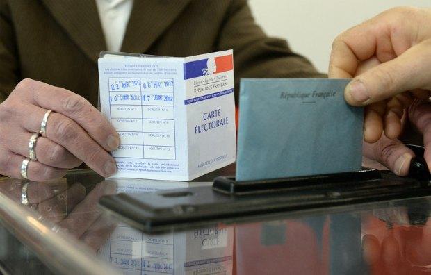 Муниципальные выборы во Франции