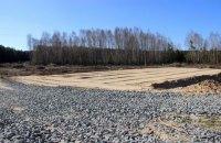 Началось строительство железной дороги к ядерному хранилищу в зоне ЧАЭС