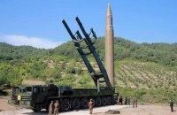 КНДР запустила ракету над Японией (Обновлено)