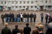 Влада Києва заявила про вкрай низьку явку призовників до військкоматів