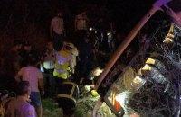 В Турции в ДТП с участием автобуса пострадали 45 человек