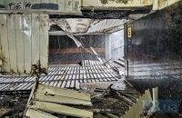 У переході на Майдані в Києві обвалилася стеля, ніхто не постраждав (оновлено)