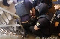 В Харкові затримали чоловіка, який розгулював містом з бойовою гранатою