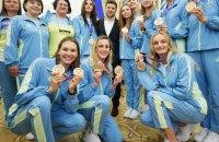 Украинским призерам Олимпийских и Паралимпийских игр в Токио выплатили более полумиллиарда гривен