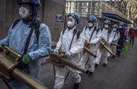 У Китаї не виключили новий виток епідемії COVID-19 через завезений із-за кордону коронавірус