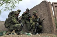 Осенью канадские военные начнут обучать украинских солдат