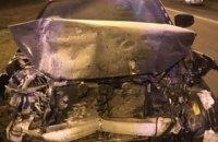 В Харькове из-за пьяного водителя в ДТП пострадали двое взрослых и двое детей