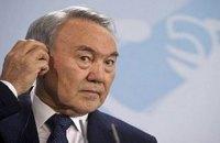Назарбаєв підписав закон про заборону звичайним громадянам балотуватися на пост президента