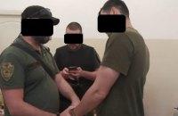 У Запоріжжі командира взводу підозрюють в отриманні хабара за видавання посвідчення УБД