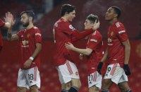 """""""Манчестер Юнайтед"""" повторил рекорд Английской Премьер-лиги, выиграв матч со счетом 9:0"""