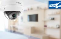 Як вибрати камеру відеоспостереження для будинку: поради від ROMSAT