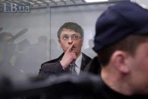 Колишній нардеп Крючков прийшов на суд п'яним