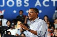 Сенат США отклонил новый законопроект Обамы о поддержке занятости