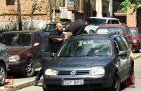 В центре Киева неизвестные похитили сына ливийского дипломата (обновлено)
